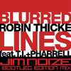 Robin Thicke feat T.I. & Pharrell - Blurred Lines [Jim Noize Motherf***in Bootle...