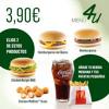 Promo McDonalds MENU 4U Marcos