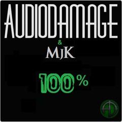 AudioDamage & MjK - 100% (sample)