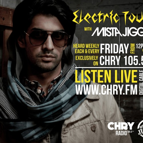 Mista Jiggz - Electric Touch Episode 66 (Oct. 4 2013)