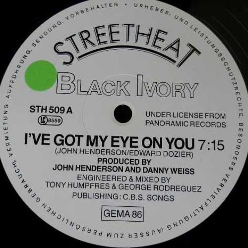 Black Ivory - I've Got My Eye On You (Manuel Sahagun Edit) FREE DOWNLOAD