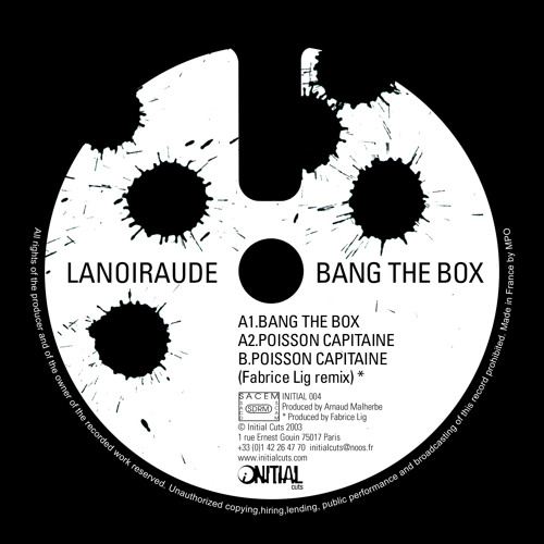 Lanoiraude - Bang The Box