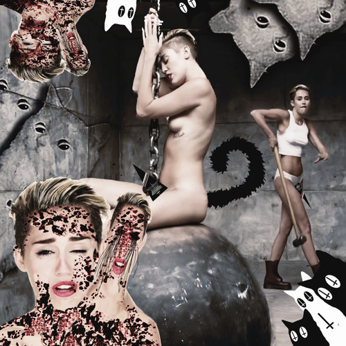 Miley Cyrus - Wrecking My Ballz (Wh1ch House? Remix)
