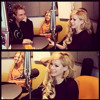 Let Me Go premiere interview @ Radio 104.3 MYFM Los Angeles [07.10.2013]