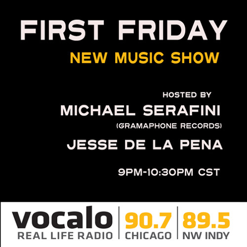 First Friday New Music Show (Oct. 2013)