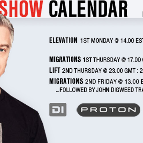 Hawker Presents Elevation 015 - DI.FM, Oct 2013