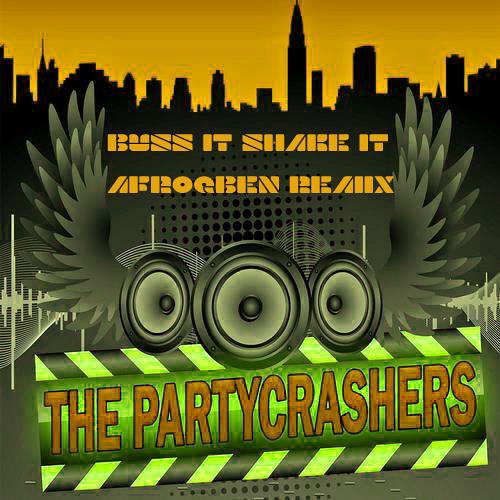 The Partycrashers - Buss It Shake It (AfroQBen Remix) Free DL