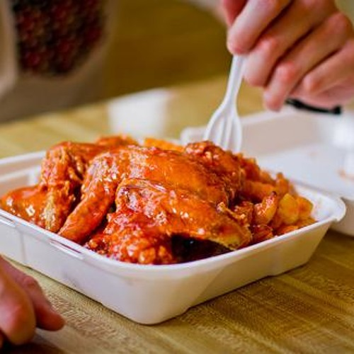 Chicago food invention: Mumbo sauce
