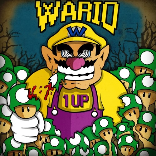 1uP - Wario