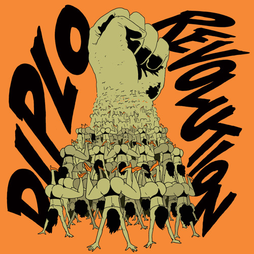 Diplo - Revolution (feat. Faustix & Imanos and Kai) [Boaz van de Beatz Remix]