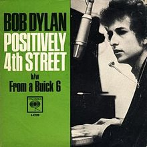 Positively 4th Street (COVER)