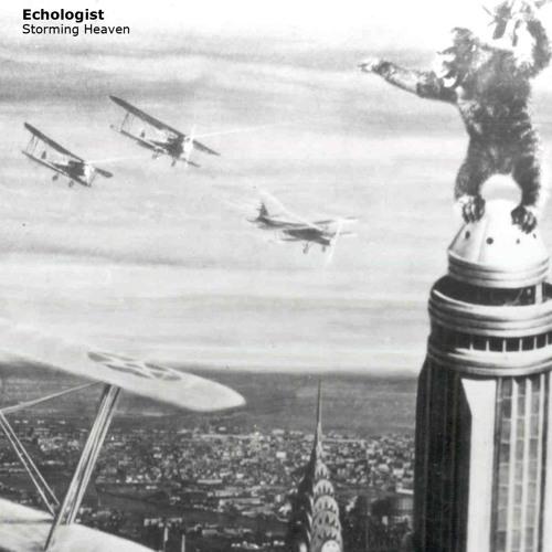 "PRGLP005 - Echologist - Storming Heaven (Album Preview) 3x12"""