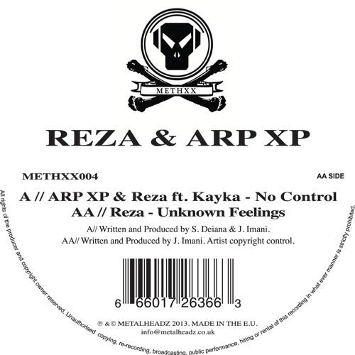 ARPxp & Reza - No Control (Feat. Kayka)