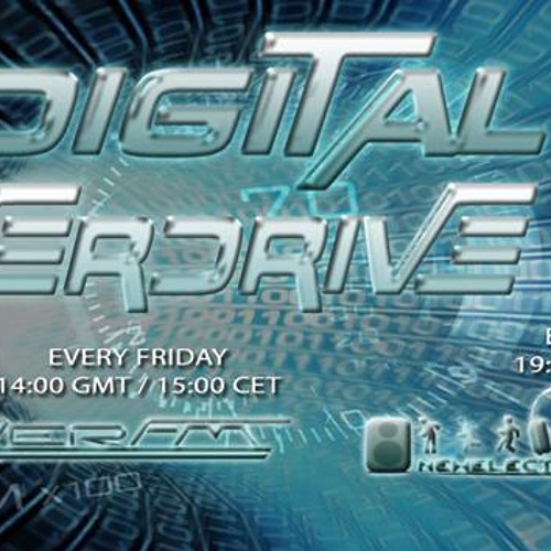 Eduard Aldente - Guest Mix for Troy Coblye´s Digital Overdrive Radioshow