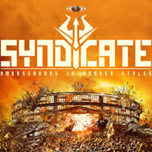 The Brutal and Sadistic Show aka Minupren & Stormtrooper @ Syndicate 2013 Westfalenhalle Dortmund