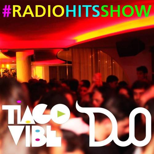 TIAGO VIBE - DUO at 00 Rio de Janeiro #RadioHitsShow 060ut2013
