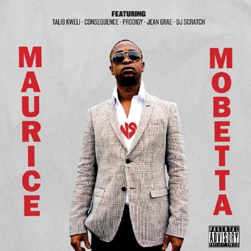 "Maurice ""Mobetta"" Brown f/ Talib Kweli & Saunders Sermons- Fly By Night"