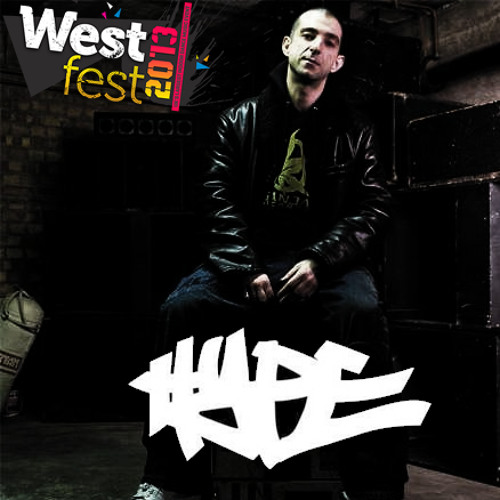 Hype with Skibadee and Harry Shotta from Westfest 2009
