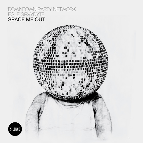 Downtown Party Network - Space Me Out (Mario Basanov Remix) 12''
