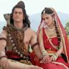 Shivsati Romantic Theme - Devon Ke Dev Mahadev - (Sivam vijaytv)