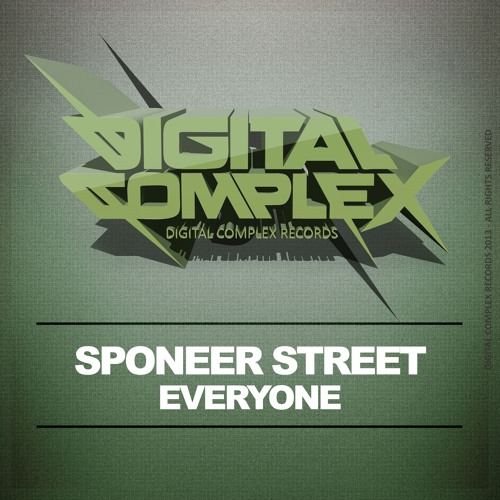Spooner Street - Everyone (Cut) Forthcoming Digital Complex Records 4/11/13