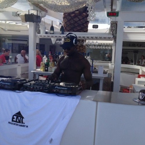 James Jekal Live @ Lips Ibiza Beach #Ibiza 2013