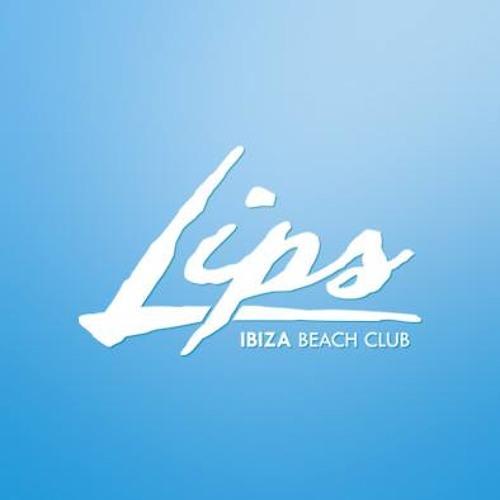 DJ Majesty (AudioWhore) Live @ Lips Beach Club #Ibiza 2013