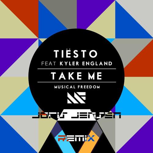 Tiësto ft. Kylee England - Take Me (Joris Jensen Remix)