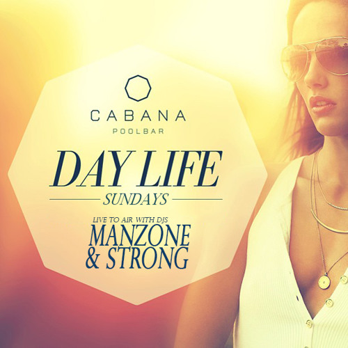Manzone & Strong LiveToAir Z103 - Cabana Poolbar (Aug 11/13)