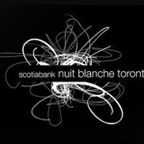 DJ Sean Sax Presents: The H&M Scotia Bank Nuit Blanche 2013 Mixtape
