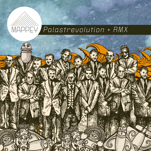 Palastrevolution (Sebastian Weiske Remix) - snippet
