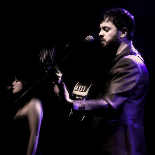 Lost Dalliance - Rehearsal, The Academy, Dublin, 2008.