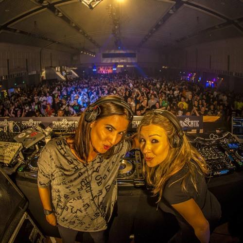 Fernanda Martins & Candy Cox aka Pink Noise @ Syndicate 2013 - GERMANY