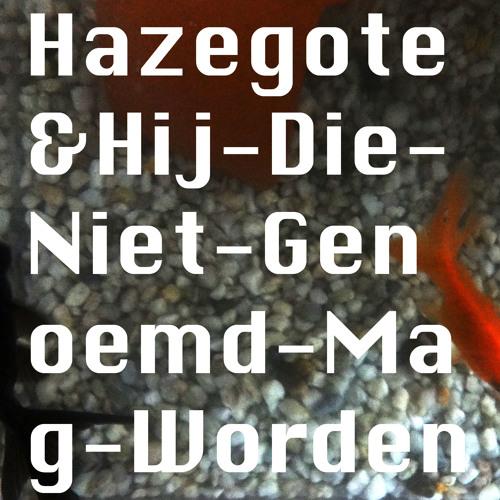 Hazegote&Hij-die-niet-genoemd-mag-worden