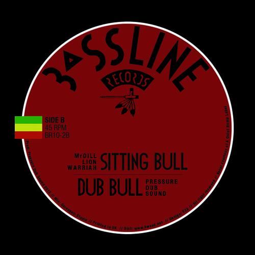 MrDill Lion Warriah & Pressure Dub Sound - Sitting Bull (Dub.versif Remix)