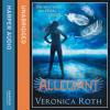 Allegiant, by Veronica Roth, read by Emma Galvin and Aaron Stanford