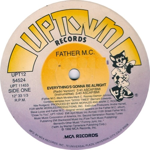 Father MC - Everything's Gonna Be Alright - Maille Rework
