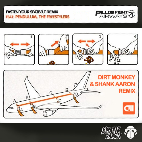 Fasten Your Seatbelts (Shank Aaron x Dirt Monkey Bootleg) FREE DOWNLOAD