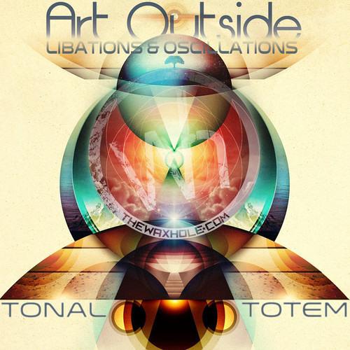 Libations & Oscillations Presents Art Outside 2013 Tonal Totem