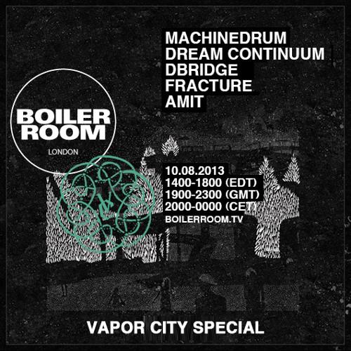 DBridge 45 min Boiler Room mix