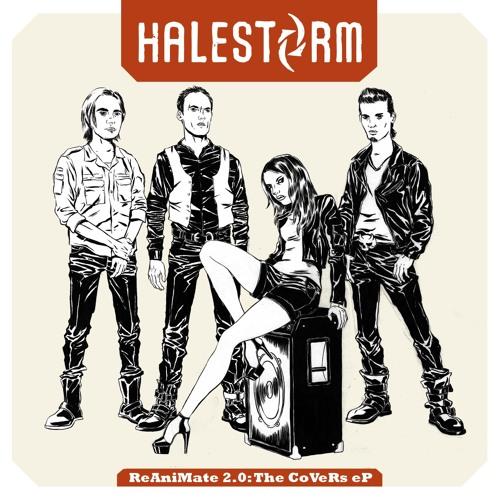 "Halestorm - ""Get Lucky"" (Daft Punk Cover)"