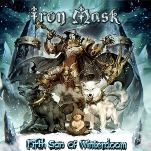 IRON MASK - Like A Lion In A Cage