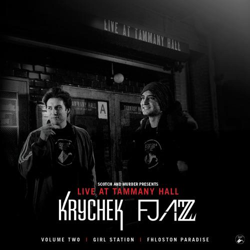 Krychek & FJAZZ - Girl Station