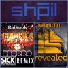 I Choose U & Fifteen (Hardwell Edit) (Shpil Mashmix) **Free Download**