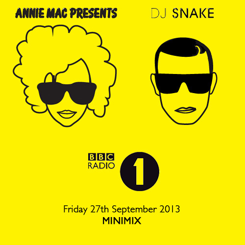Dj Snake 808 After Party Mini for Annie