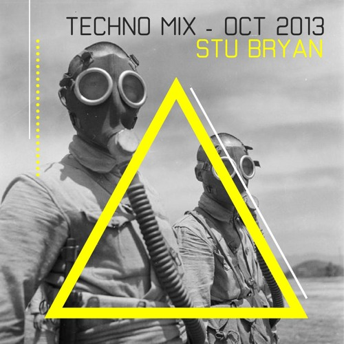 Techno Mix October 2013