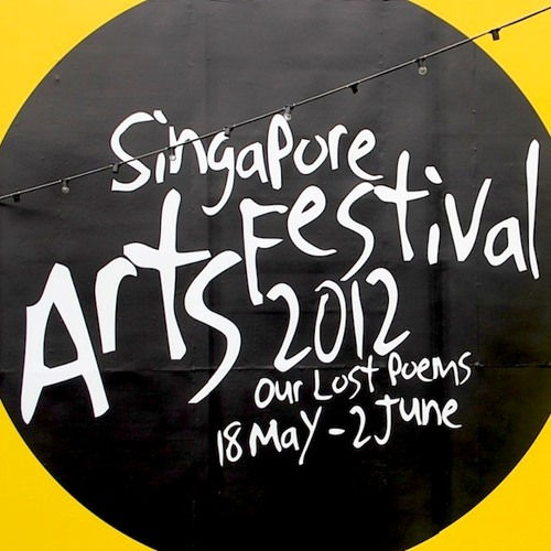 """An Umbrella For 2"" = ""Un Pépin pour 2"" @ Singapore Arts Festival 2012"