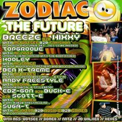 "Topgroove with MC's Ruskal, Natz & Space - Zodiac ""The Future"""