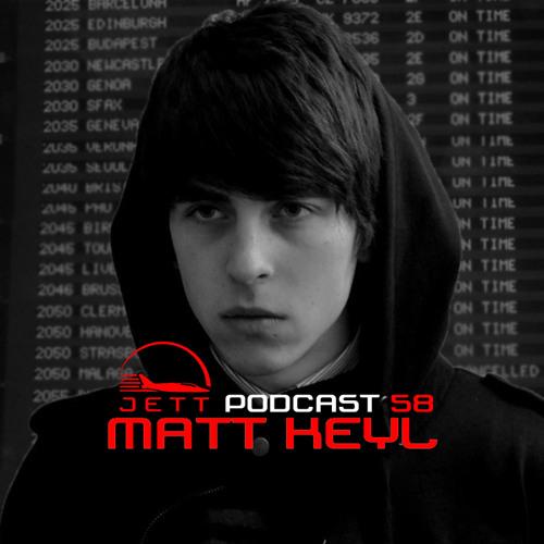 JETT Records Radioshow #58 Feat. MATT KEYL