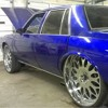 Blue Box Chevy